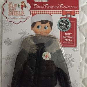 Other - Elf on the shelf parka new